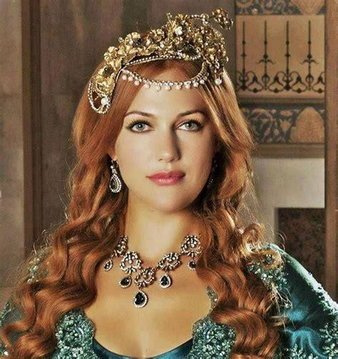 imperio otomano firuze sultana hurem accessories pinterest sultanes turcos