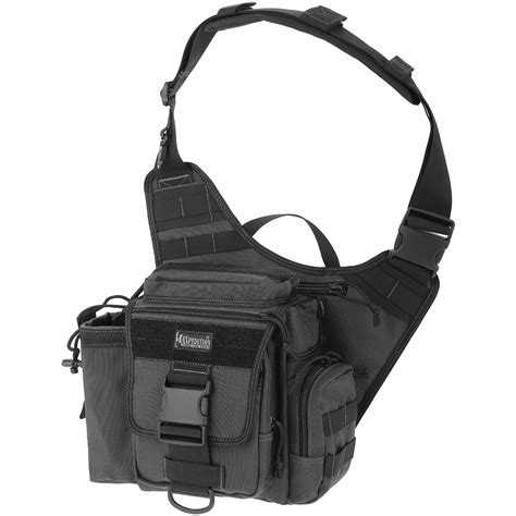 Sling Bag Ravre Fatboy Grey maxpedition jumbo versipack mens shoulder bag travel
