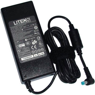 Adaptor Laptop Liteon acer liteon ac adapter 19v 4 74a 90w mt systems