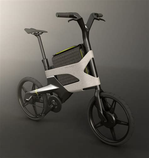 peugeot concept bike concept bikes from the peugeot design lab bicycle design