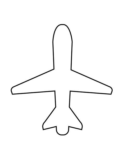 Best Paper For Stencils - airplane stencil clipart best