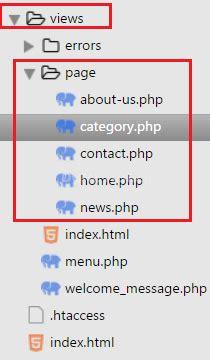 cara membuat website dengan menggunakan php dan mysql cara membuat menu dinamis menggunakan codeigniter dan