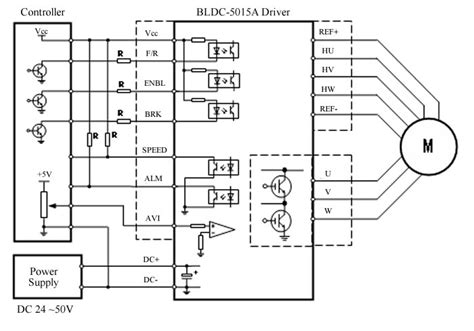 bldc motor wiring diagram 25 wiring diagram images