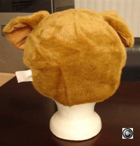 golden retriever costume for humans hat mens human cap costume yellow lab golden retriever us seller ebay