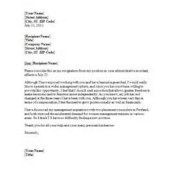 Resignation Letter For Unsatisfying Circumstances by Resignation Letter Template Resignation Letter Exle Favloadcom Hgtne3jt 2017 Formal