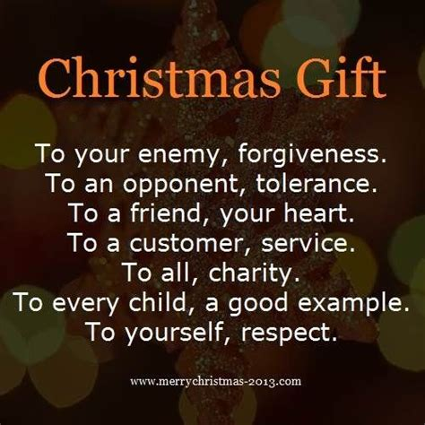 short christmas gifts poems for children to recite at