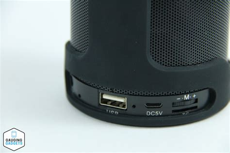 Speaker Zealot zealot s5 bluetooth speaker gauging gadgets