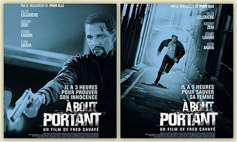 point blank a bout portant saturday screening