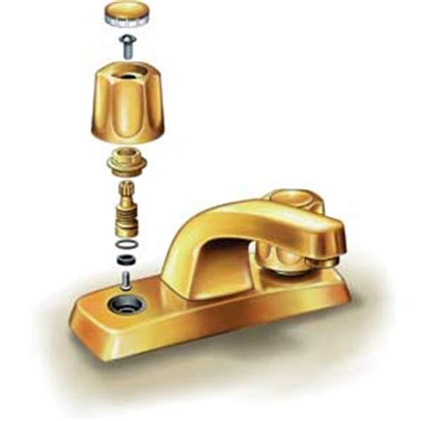 how to fix a leaky bathroom sink faucet single handle fixing a leaky faucet bathroom sinks bathroom this old house
