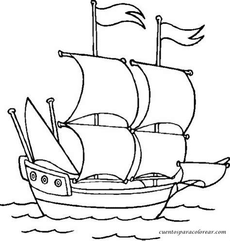 dibujos de barcos para imprimir y colorear dibujos para colorear barcos