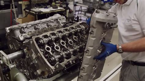 bentley engine how it s made bentley w12 engine youtube