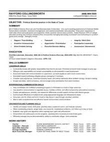 how to format your resume ca