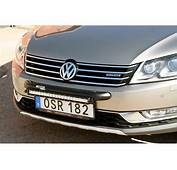 Q LED VW Passat 11 14 Light Bar Bracket  Extraljuskungen