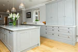 Grey Maple Kitchen Cabinets Maple Gray Traditional Grey White Shaker Kitchen