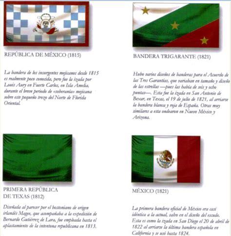 imagenes historicas y su significado historia de una bandera m 233 xico historiadores hist 233 ricos