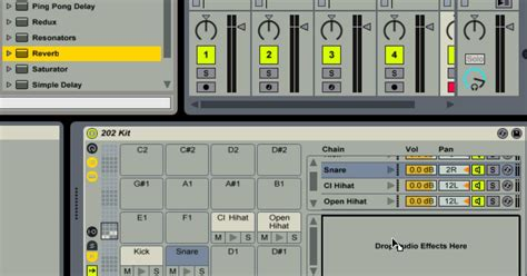 Ableton Live 9 Drum Rack by Pic 4