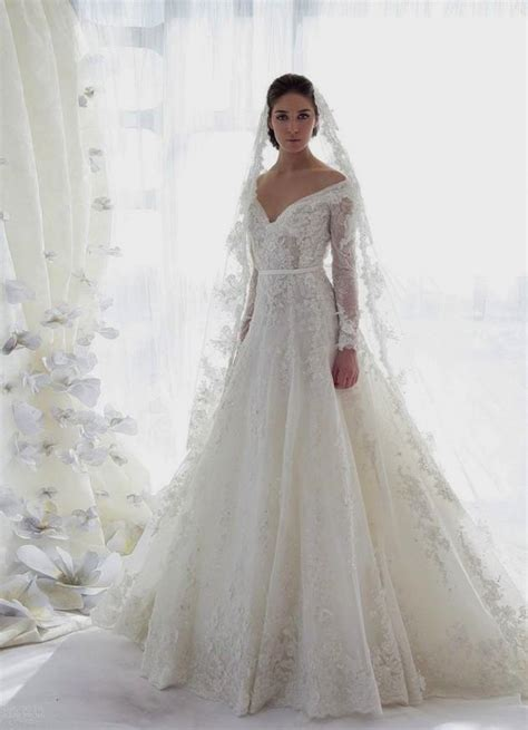 Wedding Dresses With Lace Sleeves by Wedding Dress Lace Sleeves Naf Dresses