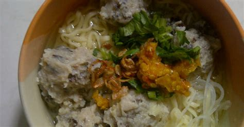 resep baso ayam jamur kuping oleh lestariw cookpad