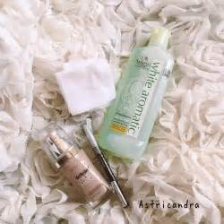 review of sariayu white aromatic all in one makeup remover