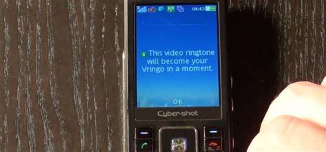 video ringtones   cell phone smartphones gadget hacks
