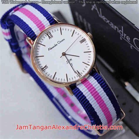 Jam Tangan Wanitacewek Alexandre Christie 2620 Original jam tangan jam tangan alexandre christie ac 8420 kanvas cewek alexandre christie