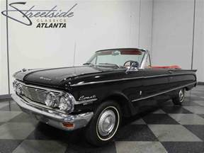 1963 mercury comet for sale classiccars cc 957526