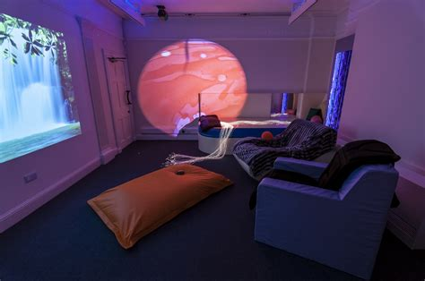 sensory room for adults about the space centre the space centre