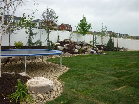 affordable backyard in utah chris landscaping
