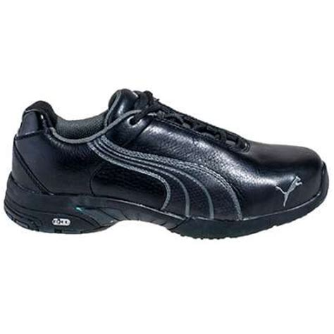 womens steel toe athletic shoes shoes s 64 285 5 black steel toe heat