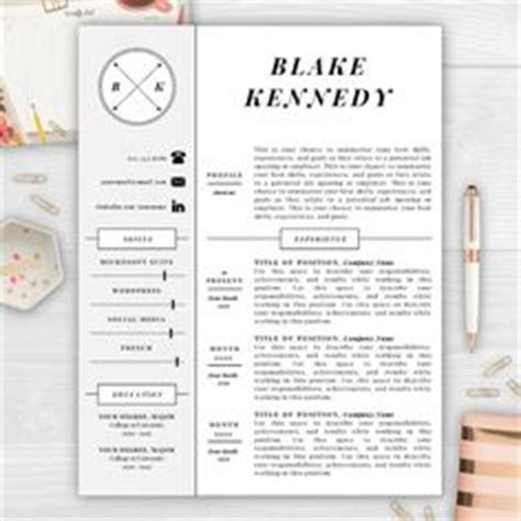 1000 Images About Monogram Resume Templates On Pinterest Monogram Template Resume Templates Free Monogram Resume Template