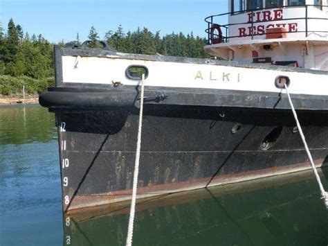 fire boat for sale commercial fire boat retired seattle fireboat 1927 for