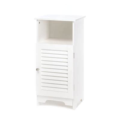 Cheap White Cabinet by Wholesale White Storage Cabinet Louvered Door And Shelf