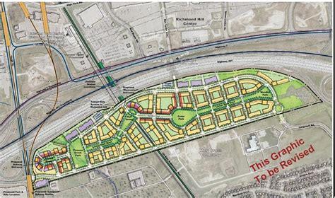 urban design brief richmond hill ttc yonge north subway extension finch richmond hill