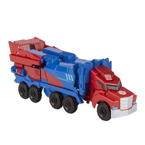 Change Robot Transformer Optimus Prime Stok Terbatas transformers robots in disguise hyper change heroes