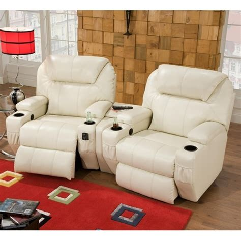 theater style couch starfire two seat reclining theater seating with