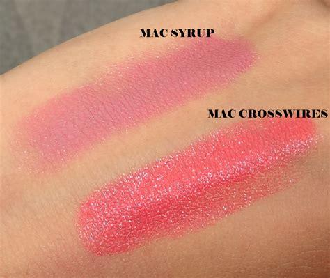 Mac Lipstick mac lipstick swatches part 2 peachesandblush