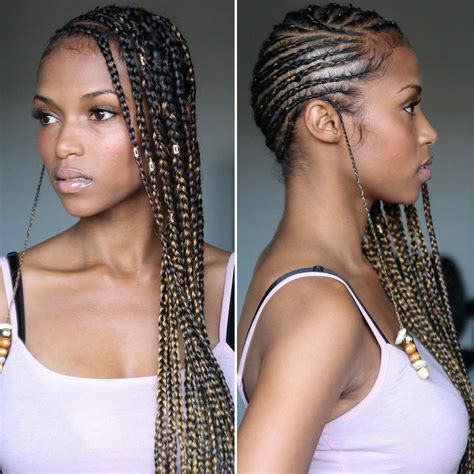 12 gorgeous braided hairstyles with from instagram