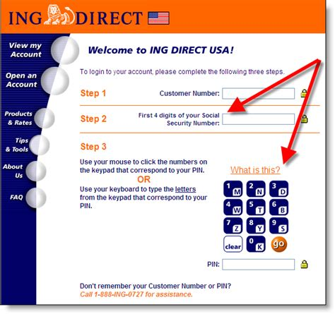 vw bank direct login related keywords suggestions for ing direct sign in