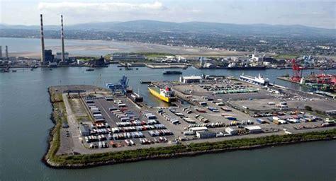 dublin port record year for dublin port breakingnews ie