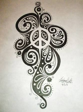 image result for hippie tattoos best 25 peace sign images ideas on diy