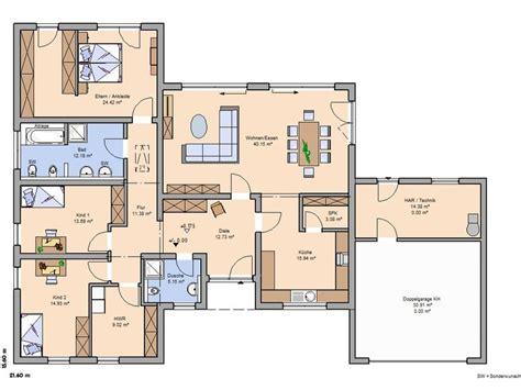 garage badezimmerideen bungalow grundrisse 6 zimmer mit garage ihr traumhaus ideen