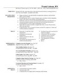 Nursing Home Resume Examples How To Write A Nursing Resume Samples Of Resumes