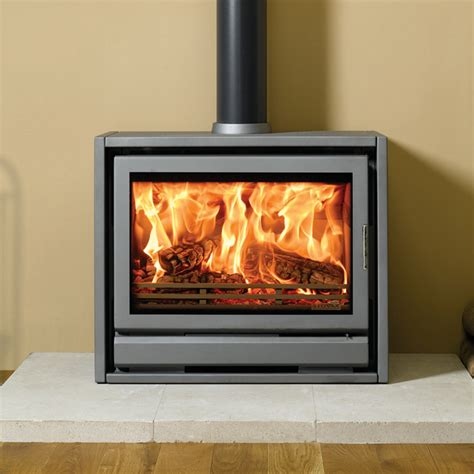 Wood Burning Fireplace Freestanding by Riva F76 Freestanding Wood Burning Stove From Vfs