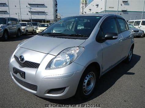 Toyota Yaris Beforward Used Vitz Toyota For Sale Bf120168 Japanese Used Cars