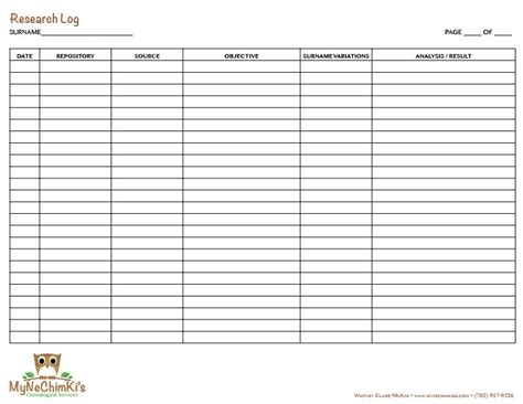 research log template search results for phone log template printable