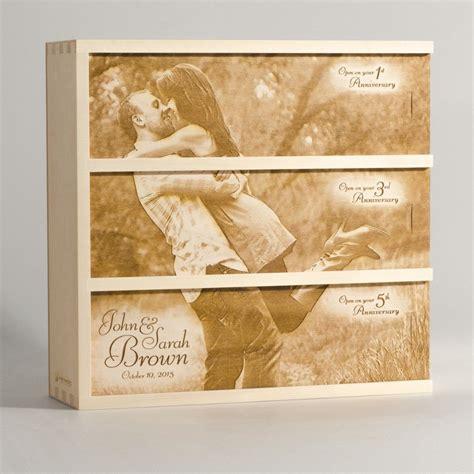 Wedding Anniversary Wine Box by Anniversary Wine Box The Wedding Gift By