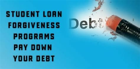 Mba Loan Forgiveness Nonprofit by Student Loan Forgiveness Nonprofit Workers