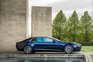 Aston Martin Lagonda Limited The Stunning And Luxurious Saloon Revives The Period