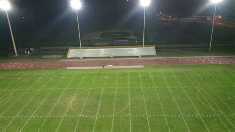 Sports Lighting Fixtures Replacement Football Field Lighting For High School In Michigan