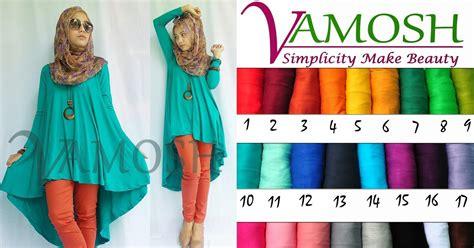 Salsa Tunik Atasan Tunik Tunik Wanita baju murah bandung busana muslim trendy dan terbaru model